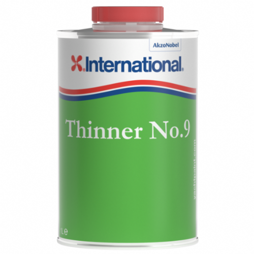 International Thinners No. 9 (1 Litre) - For Use With Two-Part Polyurethane edit products